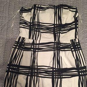 Express Strapless Mini Dress
